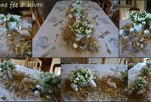 décor de tables