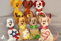 Crafty dogs