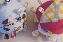 Softies and handmade toys / by Katie