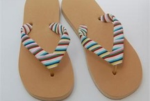 Flip Flops / by Hairbows.com
