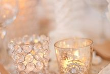 Tablescapes: center it with style / floral arrangements, table runners, place settings, all occasion