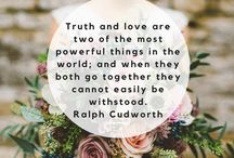 Quotes / Love, inspirational, friendship quotes all brides to be should read!