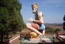 Hanuman Temple Koraput