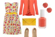 Inspiration for Spring and Summer
