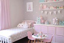 girls room inspo