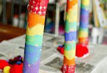Teaching-Rainbow Week / by Samantha Demers
