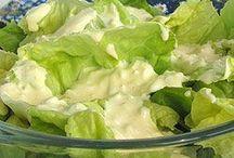 sos do zielonej salaty