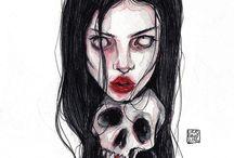 Horor Art
