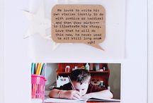paper & glue SCHOOL