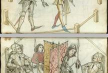 illustratoner Middelalder
