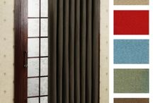 Patio Door Curtains / Patio Door Window Treatments and Patio Door Ideas