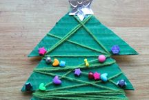 Merry Christmas! / All the coolest Christmas themed crafts and activities for kids