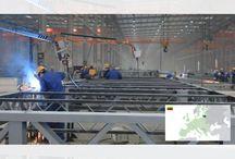 RECLUTAMIENTO & OUTSOURCING / Proyectos Industriales con presencia de personal de IDEA cedido o desplazado a obra para dar asistencia técnicas a los clientes finales.