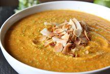 Paleo vegan soups