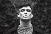 Cillian Murphy / Cillian Murphy is a fabulous actor and my god, his eyes, are just gorgeous haha! I like it ^^