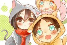 M A N G A S  &  A N I M E S / Ouais j'ai beaucoup les mangas (pas au point d'être une otaku...Mais quand même pas mal :× ) J'ai pas de style en particulier, j'aime un peu tout ( shonen, shojo, seinen, nekketsu et un peu yaoi aussi ^^). Il y a beaucoup de fille j'avoue mais j'aime aussi les garçons bien évidemment...♡
