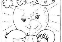 Deň detí - národnosti