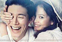 Korean Celebrity Wedding photography / #Koreanprewedding #celebrity #Prewedding #engagementphotoshoot #minewedding #koreancelb #engagement #romanticmood #dress #tuxedo #naturalpose #weddingideas