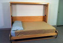 Horizontal Murphy Beds