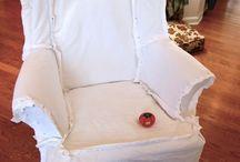Slipcovers sofà