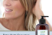 Adult Woman's Hair Loss Treatments