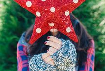 Christmas - Colors of the Season / by Jacqueline Griffin