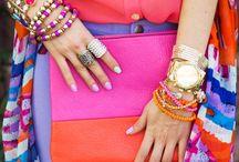 fashion details/colorful