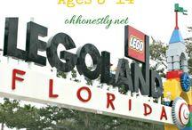 Lego Land holiday