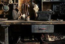 Verksted garasje