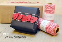 It's a wrap! (Creative Gift Wrapping) / by Little River Bed and Breakfast