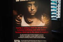 Human Trafficking Awareness / Face of Human Trafficking, We all have to get involved to #StopChildAbuse