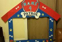 cumple pow patrol