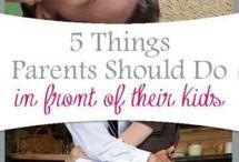 Encouragement for Parents