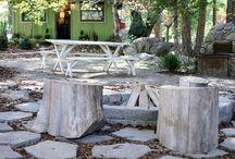 Rustic Landscape/Yard Design