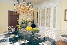 Dining Rooms / by Julie Cunningham