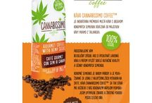 FitnessCoffee, Cannabissimo Coffee in the World / Our products are sold in over 30 countries all over the world