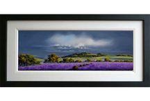 Allan Morgan / Scottish Landscape Artist