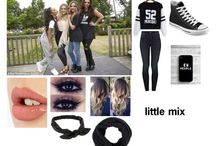 Polyvore outfits - Little Mix