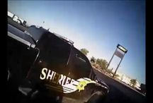 Viral Video - WTF - Bodycam Video of Naked Woman Stealing Police Truck