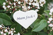 Welsh Gifts - for Mother's Day - Mam Fach i!
