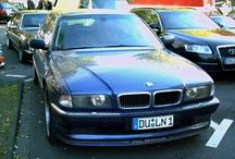 E38 Alpina-BMW B12 5.7 in Alpina Blue