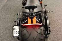 Harley v rods / Bikes