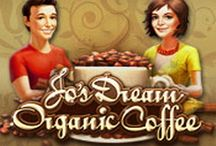 Jo's Dream: Organic Coffee / Run a fascinating coffee house and make your dream come true! Download a full game for free and enjoy it right now! http://gamesgofree.com/download-games/jos-dream-organic-coffee/