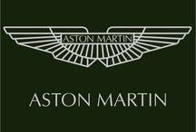 """Aston Martin"" / Luxury British Sports Car"