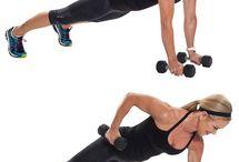 Dumbbell exercise