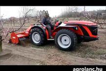 Forigo ültetvényápoló berendezések