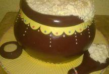African design cakes