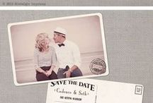 card postal wedding invitations