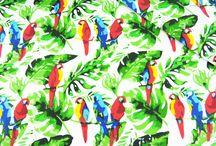Tkaniny / Fabrics