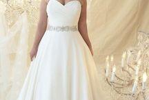 Plus size:Wedding Dresses